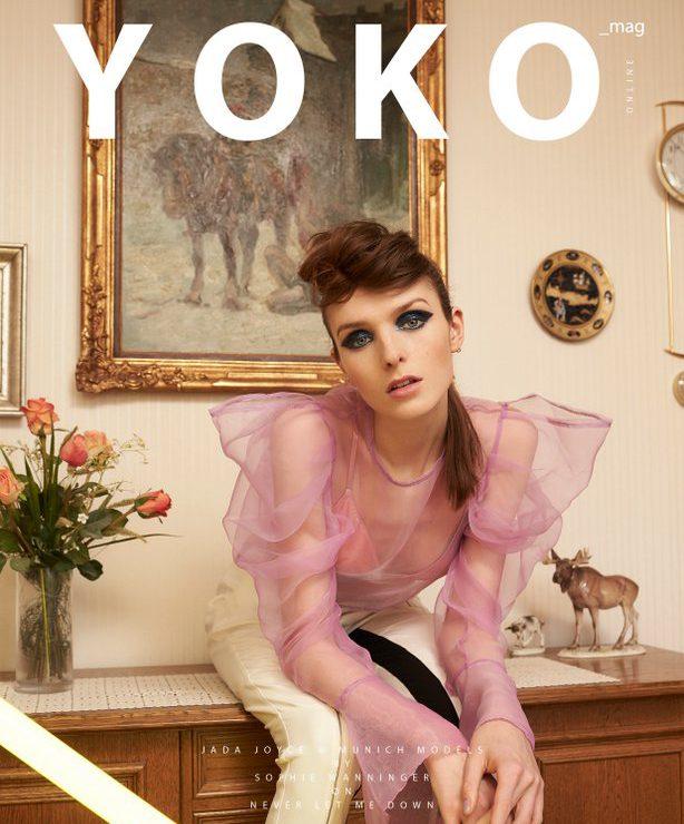 never let me down - Yoko Magazin