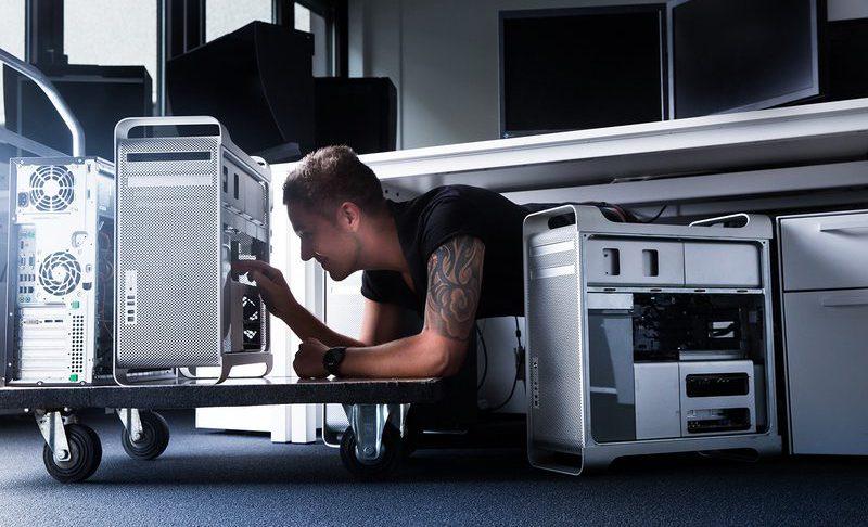 Businessbilder am Arbeitsplatz